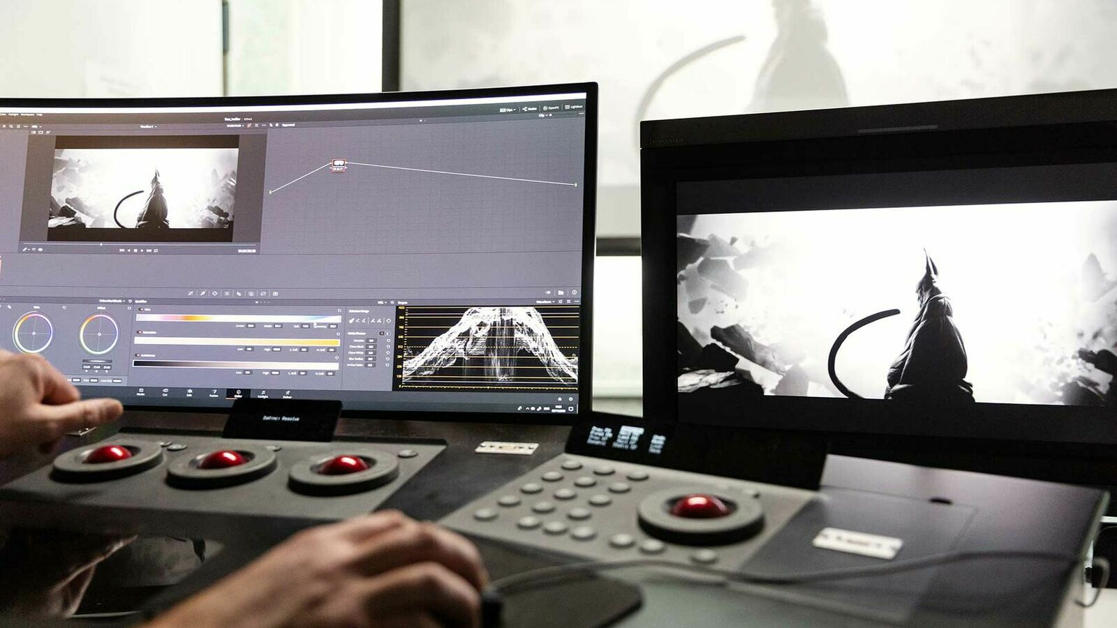 What does a Digital Compositor do?